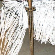 Antigüedades: LAMPARA DE PIE. Lote 26145825