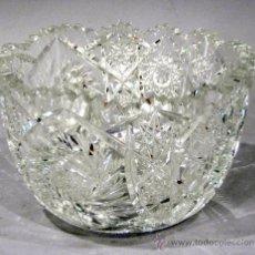 Antiquitäten - Centro de mesa cristal tallado Baccarat - 19559820