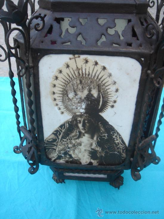 Antigüedades: DETALLE PROXIMAL -CRISTAL OPALINA- - Foto 2 - 27047319