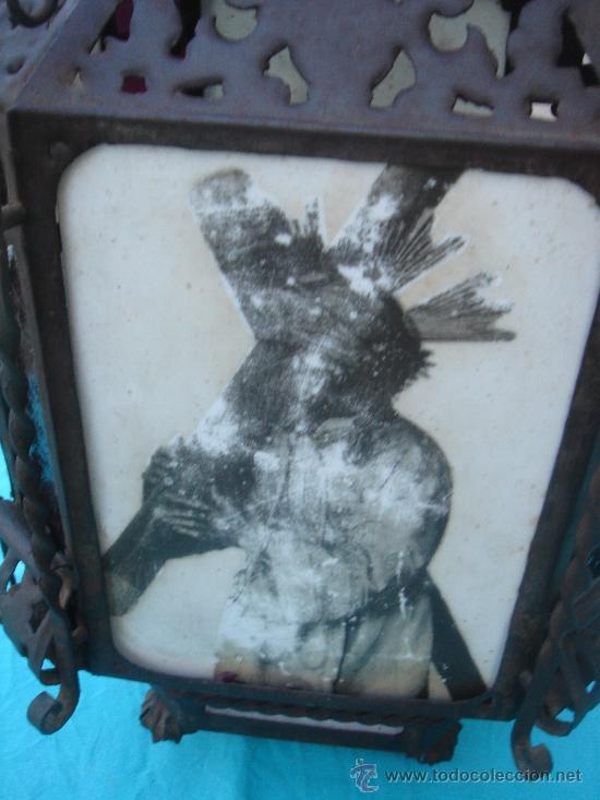 Antigüedades: DETALLE PROXIMAL -CRISTAL OPALINA- - Foto 10 - 27047319