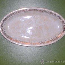 Antigüedades: FUENTE SAN CLAUDIO 461. CENEFA ORO.. Lote 27571510