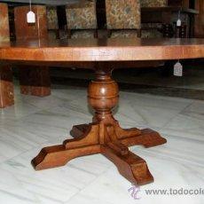 Antigüedades: MESITA PINO MACIZO REF.4616. Lote 27016720
