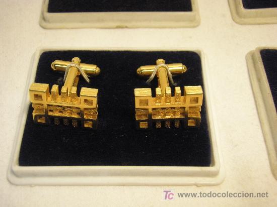 Antigüedades: LOTE 6 PARES DE GEMELOS DE LOS 60 - Foto 4 - 27471598
