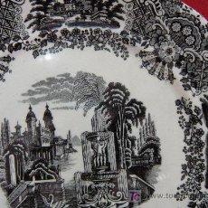 Antigüedades: FUENTE PICKMAN LA CARTUJA DE SEVILLA. Lote 20939485
