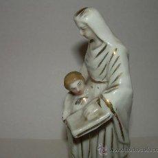 Antigüedades: ANTIGUA IMAGEN RELIGIOSA DE PORCELANA .... SIGLO XIX. Lote 24042075