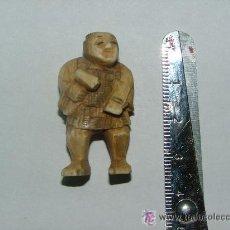 Antigüedades: FIGURITA DE MARFIL. Lote 20012038