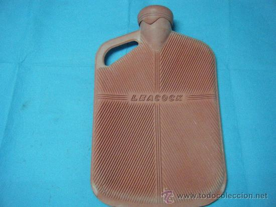 Antigua bolsa de goma de agua caliente calient comprar antig edades r sticas en todocoleccion - Bolsa de agua caliente ...