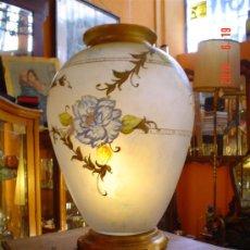 Antigüedades: JARRON CRISTAL. Lote 26859641