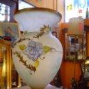 Antigüedades: JARRON CRISTAL. Lote 26511417
