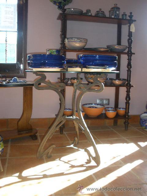 Pies de hierro fundido modernista para mesa comprar - Pies para mesas ...
