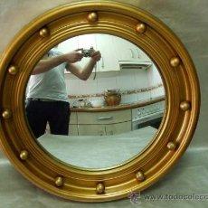 Espejo Convexo Comprar Espejos Antiguos En Todocoleccion