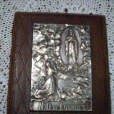Antigüedades: N S DE LURDES. Lote 20412721