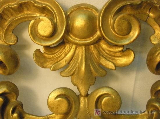 Antigüedades: COPETE DORADO DEL XVIII - Foto 6 - 26930607