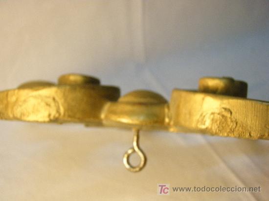 Antigüedades: COPETE DORADO DEL XVIII - Foto 3 - 26930607