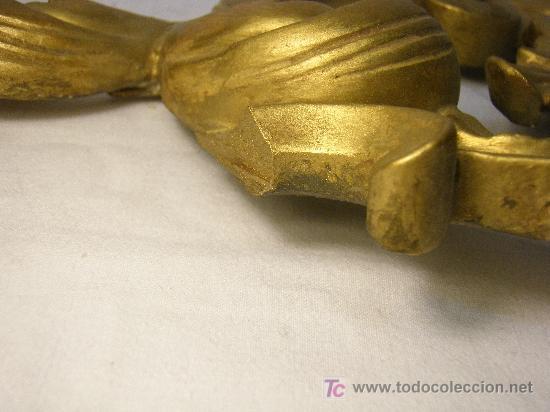 Antigüedades: COPETE DORADO DEL XVIII - Foto 9 - 26930607