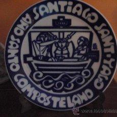 Antigüedades: CASTRO DE SARGADELOS - EDICIÓN LIMITADA - PATIÑO - AÑO SANTO 1982.. Lote 24964475