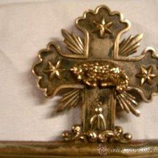 Antigüedades: MARCO RELIGIOSO. Lote 20675077