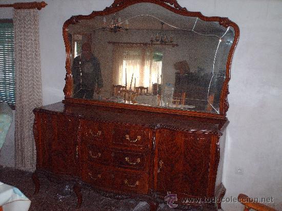 Awesome Mueble Comedor Antiguo Photos - Casas: Ideas, imágenes y ...
