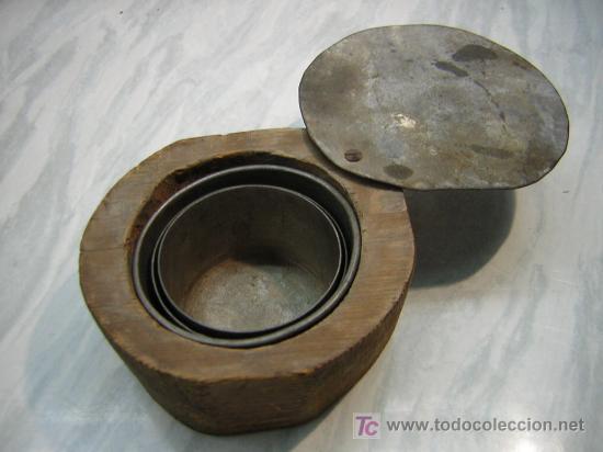 Antigüedades: antiguo vaso plegable de metal -BRITANNIA METAL-EK - ESPECIAL COLECCIONISMO SCOUTS - Foto 4 - 27526725