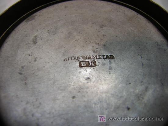 Antigüedades: antiguo vaso plegable de metal -BRITANNIA METAL-EK - ESPECIAL COLECCIONISMO SCOUTS - Foto 3 - 27526725