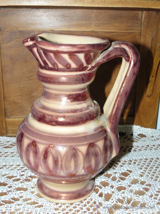 CERÁMICA DE MANISES-REFLEJOS-SIGLO XIX (Antigüedades - Porcelanas y Cerámicas - Manises)
