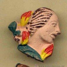 Antigüedades: INSIGNIA III REICH. WHW RSS. STRUWWELPETERFIGUREN. Lote 20969071