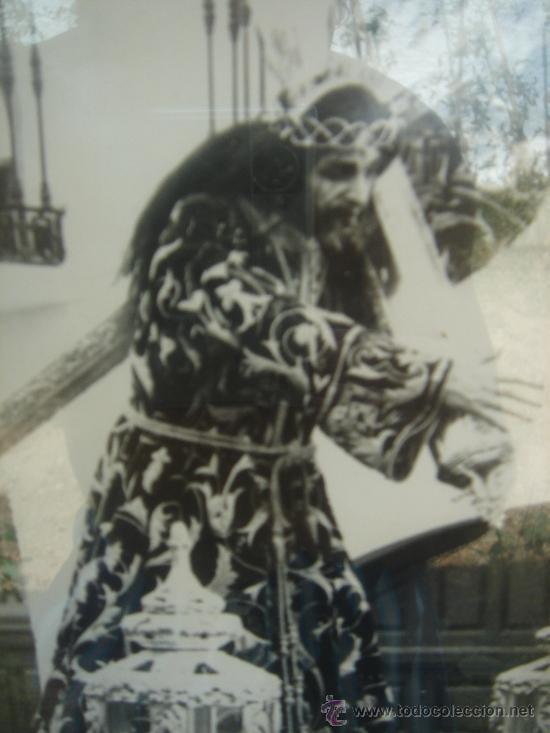 Antigüedades: DETALLE DE JESÚS DE NAZARENO - Foto 3 - 27505333