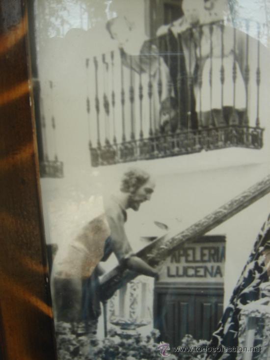 Antigüedades: DETALLE DEL CIRINEO - Foto 4 - 27505333
