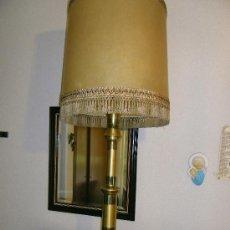 Antigüedades: LAMPARA MESA. Lote 21040370