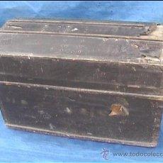 Antigüedades: BAUL AJUAR MONJAS SANTA MARIA DE CASBAS SXIX. Lote 21169638