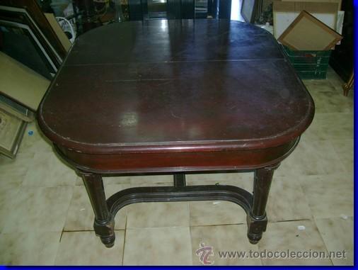 mesa comedor extensible en madera. medidas 120x - Comprar Mesas ...