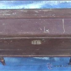 Antigüedades: CAJA BAUL SXX. Lote 110851148