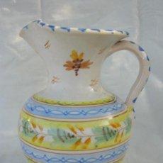 Antigüedades: JARRA DE TOLEDO FIRMADA. Lote 22578315
