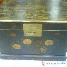 Antigüedades: ARCON BAUL . MUEBLE. Lote 26825451