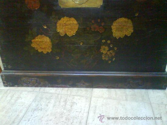 Antigüedades: ARCON BAUL . MUEBLE - Foto 3 - 26825451