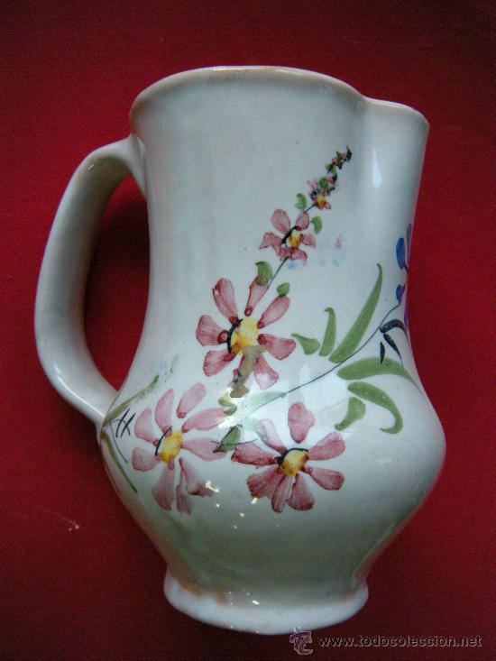 JARRA DE LARIO (LORCA) (Antigüedades - Porcelanas y Cerámicas - Lario)