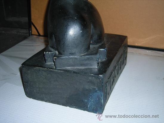 Antigüedades: (M) DISPLAY PUBLICIDAD NESTLE - NIÑO DE YESO PUBLICITARIO DE LA MARCA NESTLE , AÑOS 20 ( ORIGINAL ) - Foto 8 - 26859548