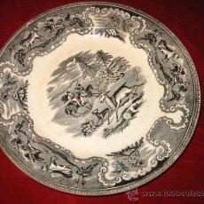 Antigüedades: ANTIGUO PLATO DE CARTAGENA . Lote 22781534