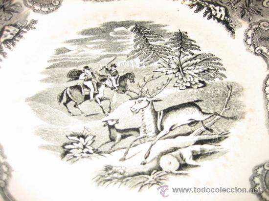 Antigüedades: ANTIGUO PLATO DE CARTAGENA - Foto 2 - 22781534