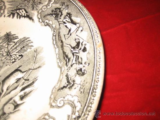 Antigüedades: ANTIGUO PLATO DE CARTAGENA - Foto 4 - 22781534