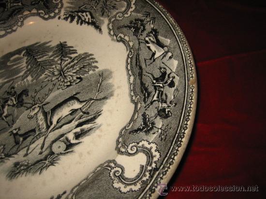 Antigüedades: ANTIGUO PLATO DE CARTAGENA - Foto 5 - 22781534