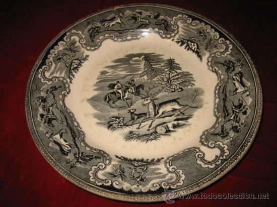 Antigüedades: ANTIGUO PLATO DE CARTAGENA - Foto 6 - 22781534