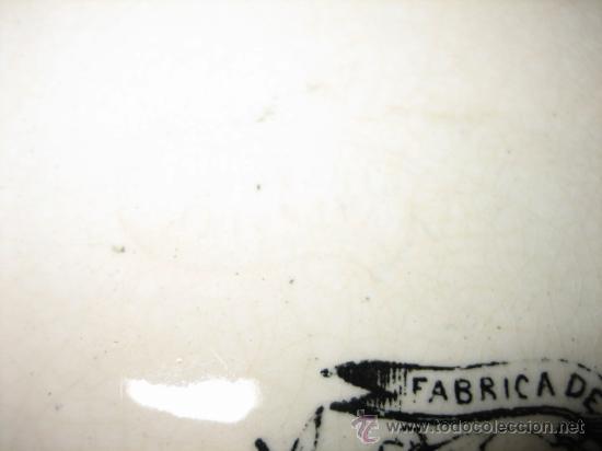 Antigüedades: ANTIGUO PLATO DE CARTAGENA - Foto 8 - 22781534