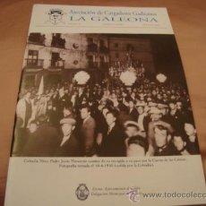 Antigüedades: SEMANA SANTA CADIZ, REVISTA DE LA ASOCIACION DE CARGADORES GADITANOS, LA GALEONA, NUMERO 1 ,1996. Lote 21624880