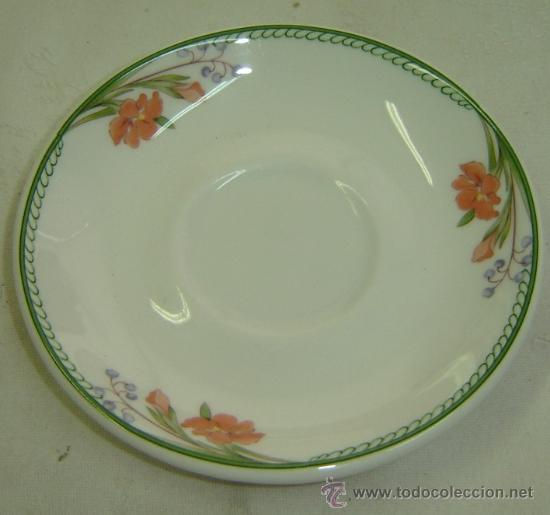 plato ceramica inglesa marca dudson-fine china - Comprar Botijos ...