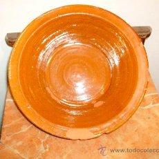 Antigüedades: LEBRILLO ANTIGUO.. Lote 21789153