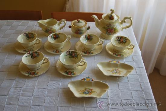 Juego de caf o t de la f brica de cer mica la comprar for Fabrica ceramica blanca