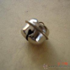Antigüedades: CASCABEL - DIAMETRO: 1,5 CM. APROX. - . Lote 22175105
