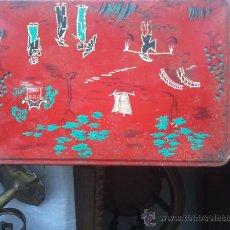 Antigüedades: CAJA ANTIGUA. Lote 26315650