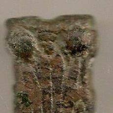 Antigüedades: ARQUEOLOGÍA: HEBILLA VISIGÓTICA. Lote 24796362